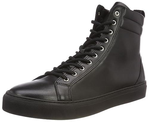 Royal RepubliQ Spartacus Basket Hi Cut, Zapatillas Altas para Hombre, Negro (Black 01), 41 EU: Amazon.es: Zapatos y complementos