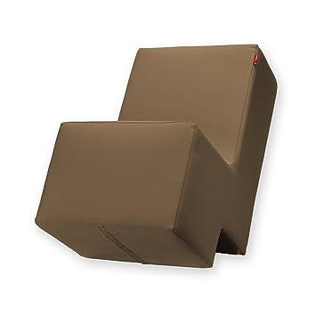 & Spielmöbel Für Erwachsene Kinder Lounge Taupe Laxxer Polsterhocker