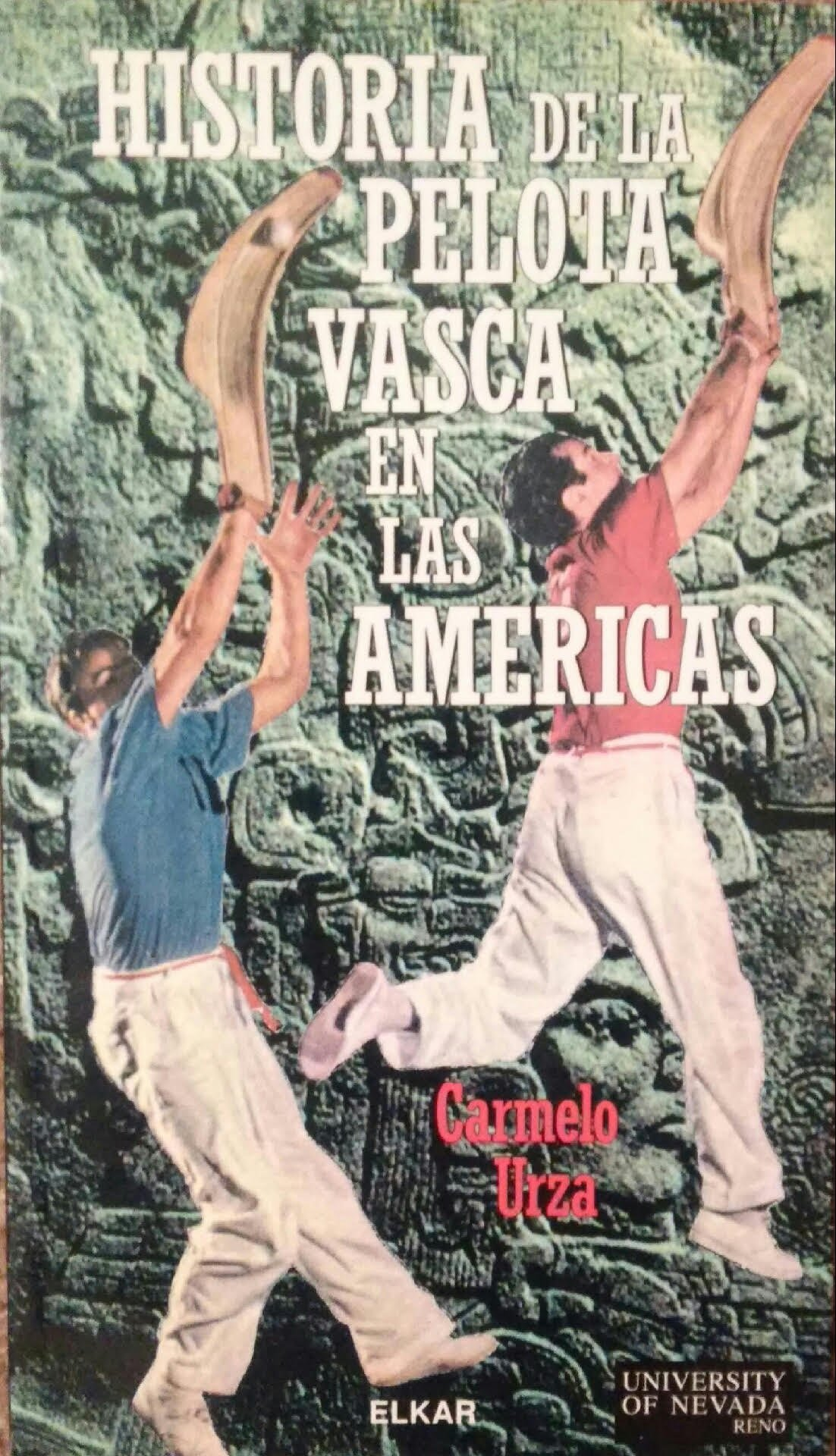 Historia de la pelota vasca en América (Batzuk): Amazon.es ...