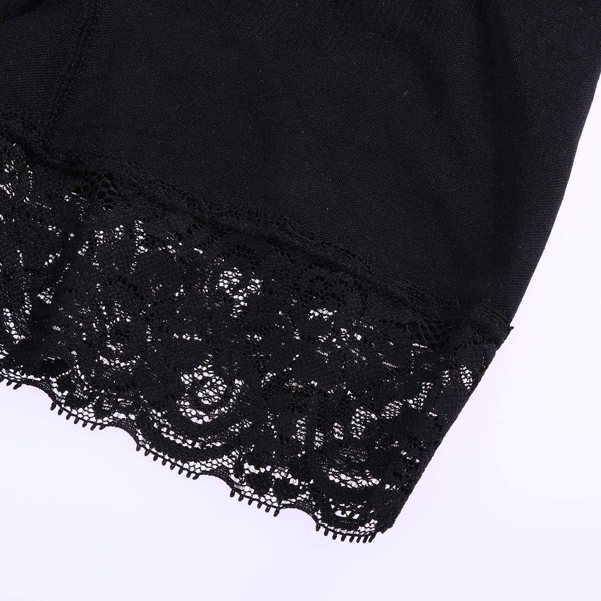 Black FENICAL Womens Butt Lifter Shaper Steel Bone Tummy Control Corset High Waist Underwear Briefs Size XL