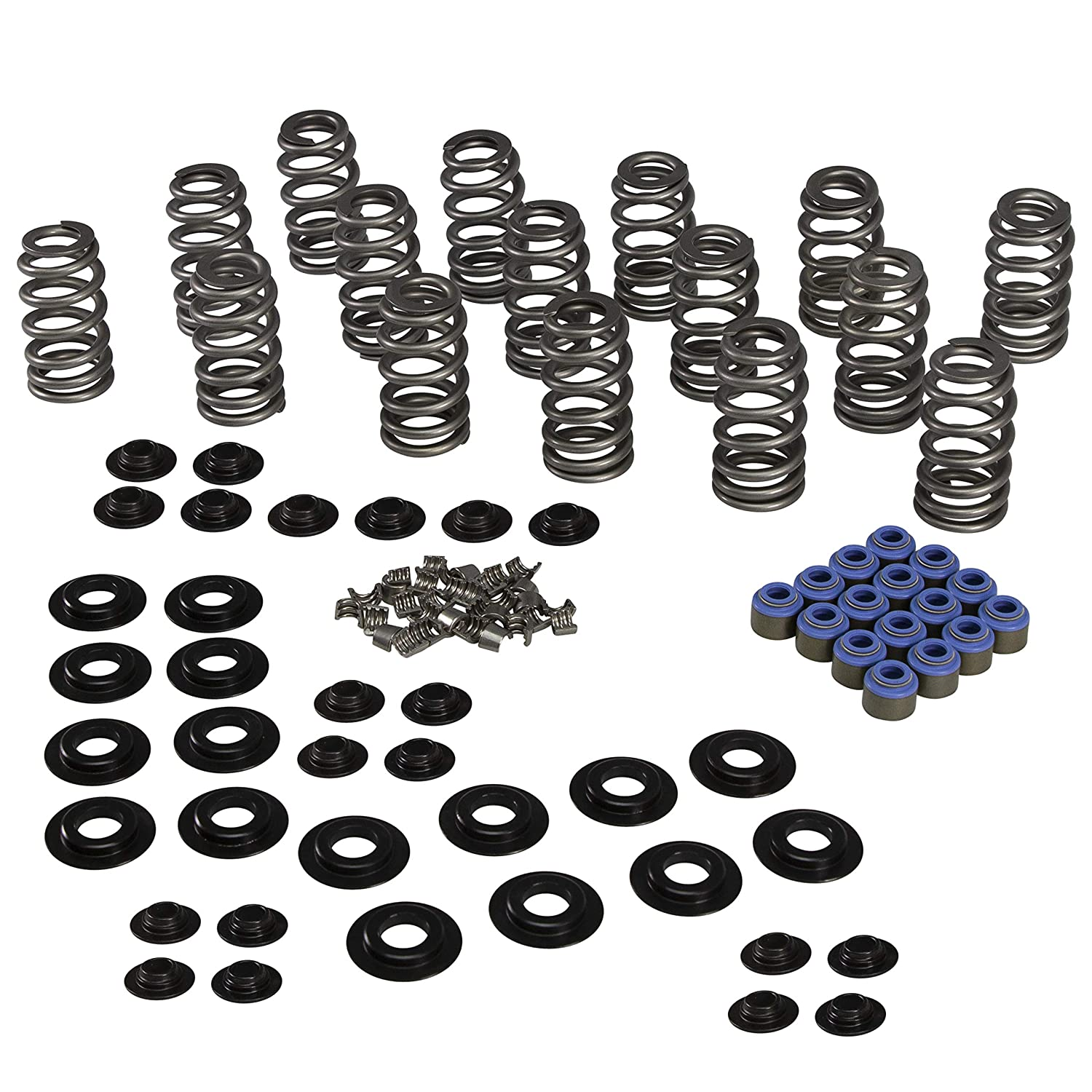 COMP Cams 26918CC-KIT 09-18 5.7//6.2//6.4L .600 Beehive Spring Kit w//Steel Retainers for 09-18 Dodge 5.7L//6.2//6.4 HEMI
