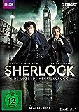 Sherlock - Eine Legende kehrt zurück! Staffel eins [2 DVDs]