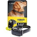 Dogtra YS600 Anti Bark Collar for Medium to Large Dogs, Adjustable 10 Intensity Levels, Vibration Warning, Low/High Stimulati
