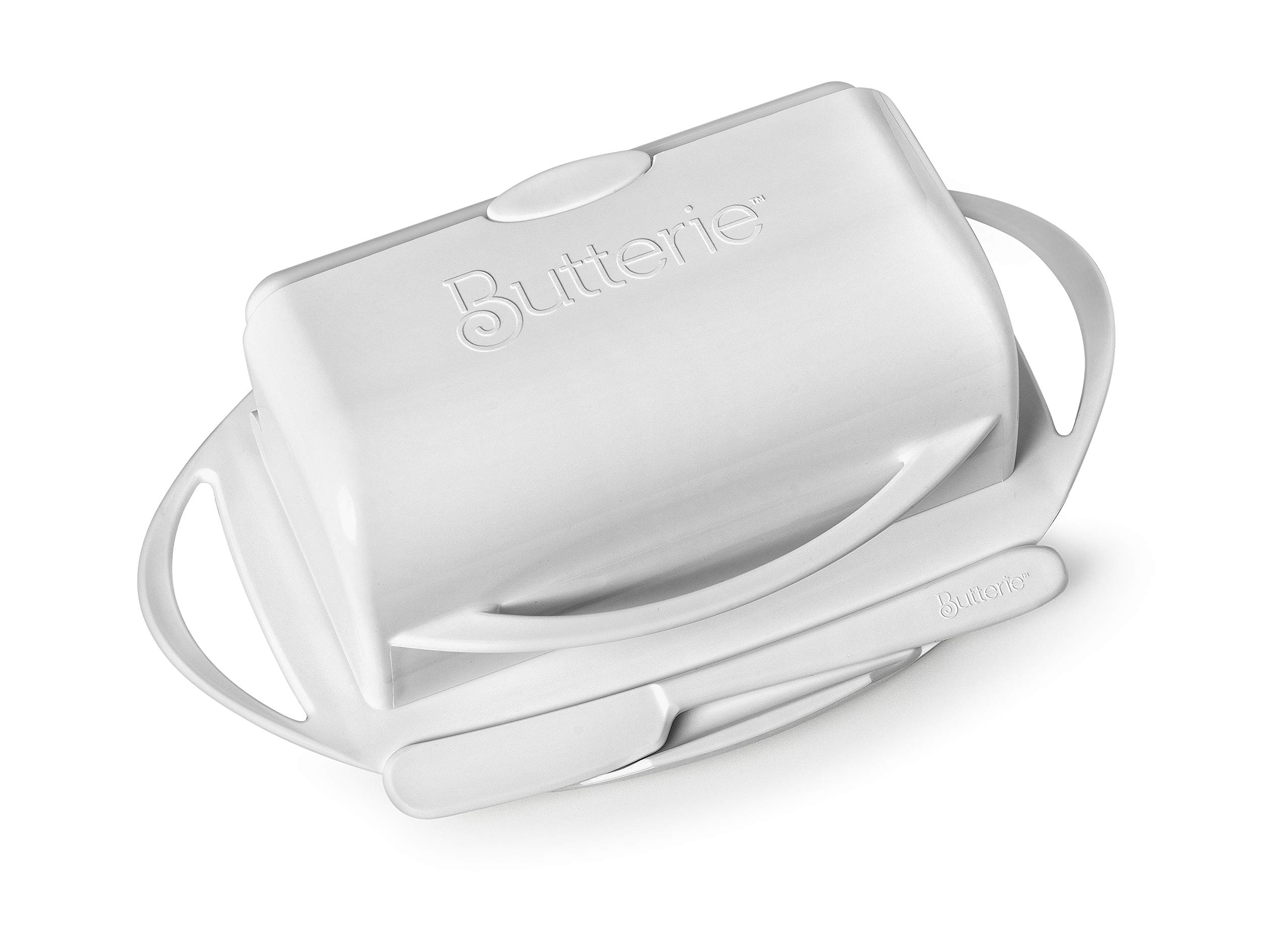 Butterie Flip-Top Butter Dish with Matching Spreader by Butterie (Image #3)