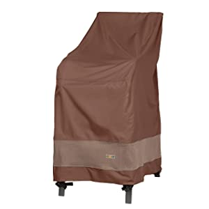 Duck Covers Ultimate Stackable Patio Chair Cover, 28-Inch