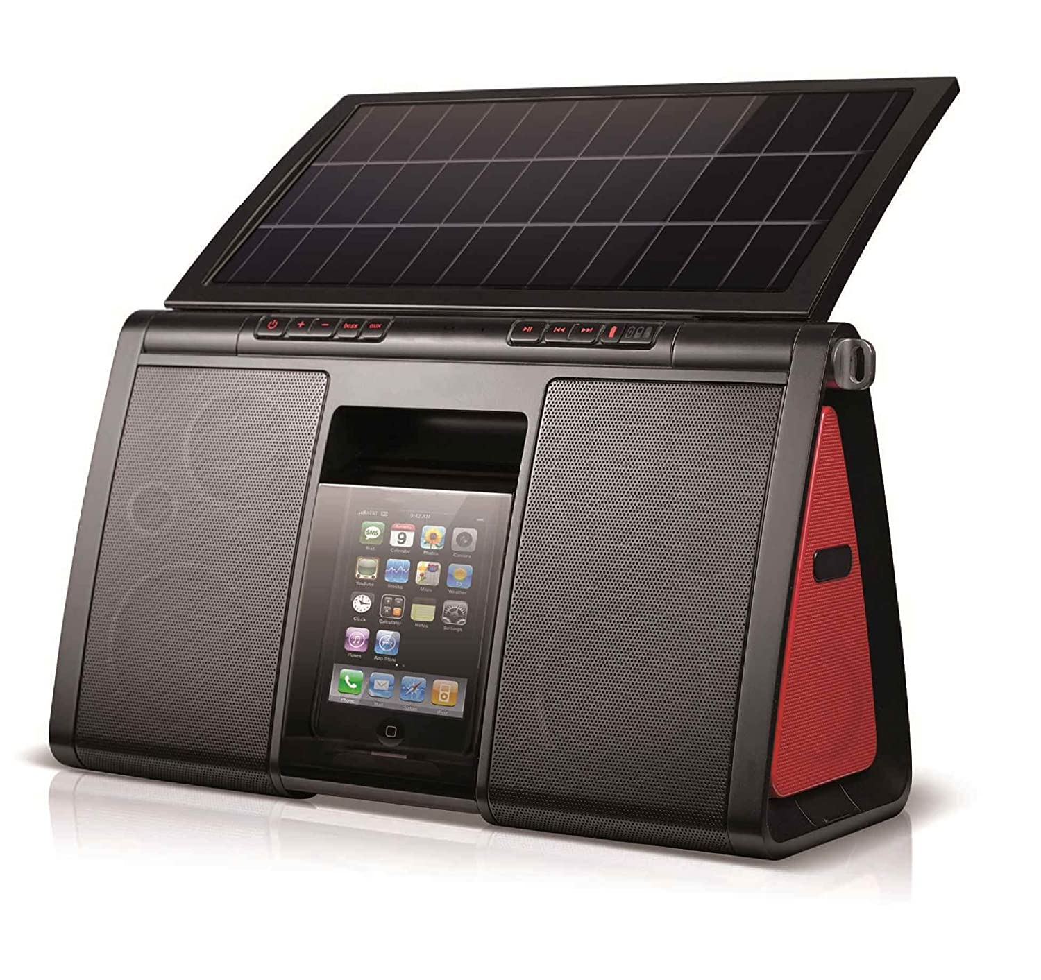 Eton Soulra XL Solar Powered Sound System for iPod and iPhone