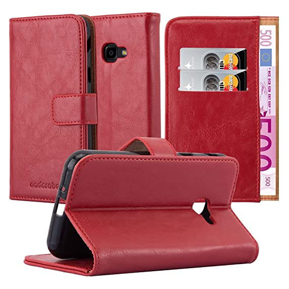 Case For Samsung Galaxy Wallet Cover Card Pocket Flip Etui Book Style Cases, Covers & Skins