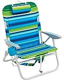 Amazon Com Rio Beach Hi Boy High Seat 17 Quot Folding Beach