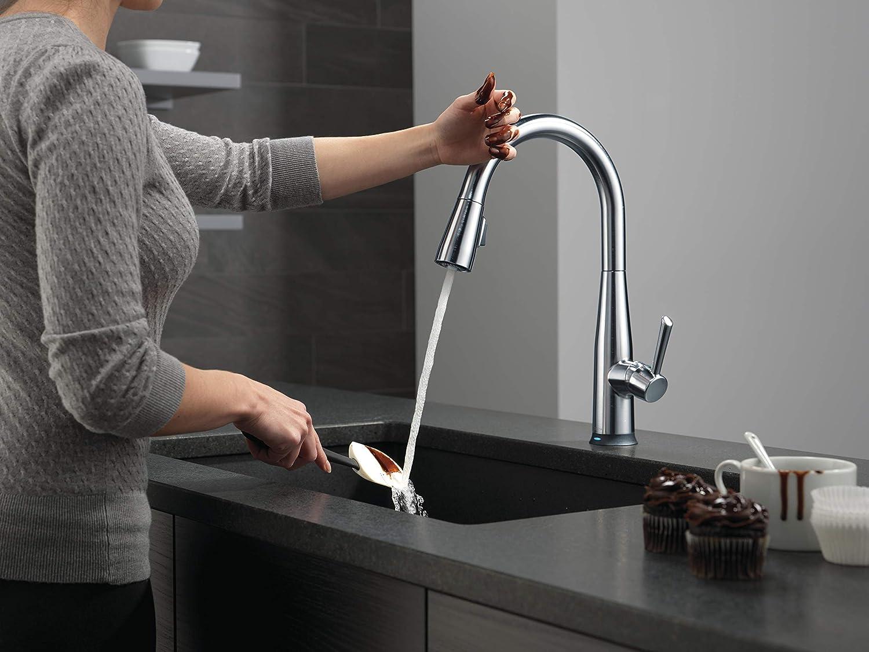 Delta Faucet Essa Single-Handle Touch Kitchen