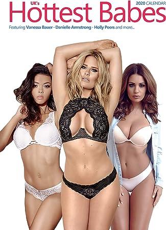 Calendario 2020 para chicas más calientes del Reino Unido: Amazon ...