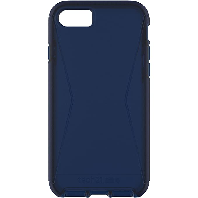 premium selection 97124 7fe8e Tech21 Evo Tactical Case for iPhone 7/8 - Blue