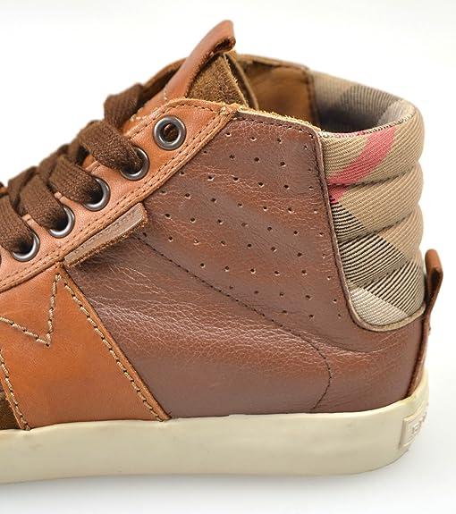 Burberry Zapatillas Deportivas Para Mujer Art. 3803211 35 EU - 2 UK Marrone Gph3h