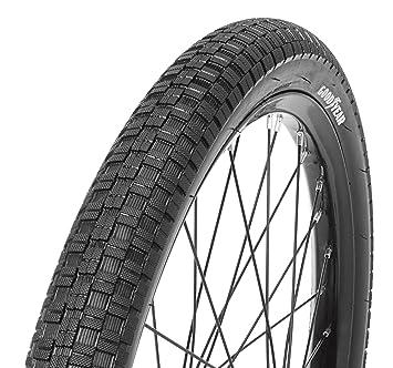 Goodyear BMX bicicleta plegable Bead neumático, Unisex, negro