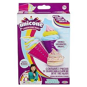 Unicone Rainbow Swirl Maker Refill Pack