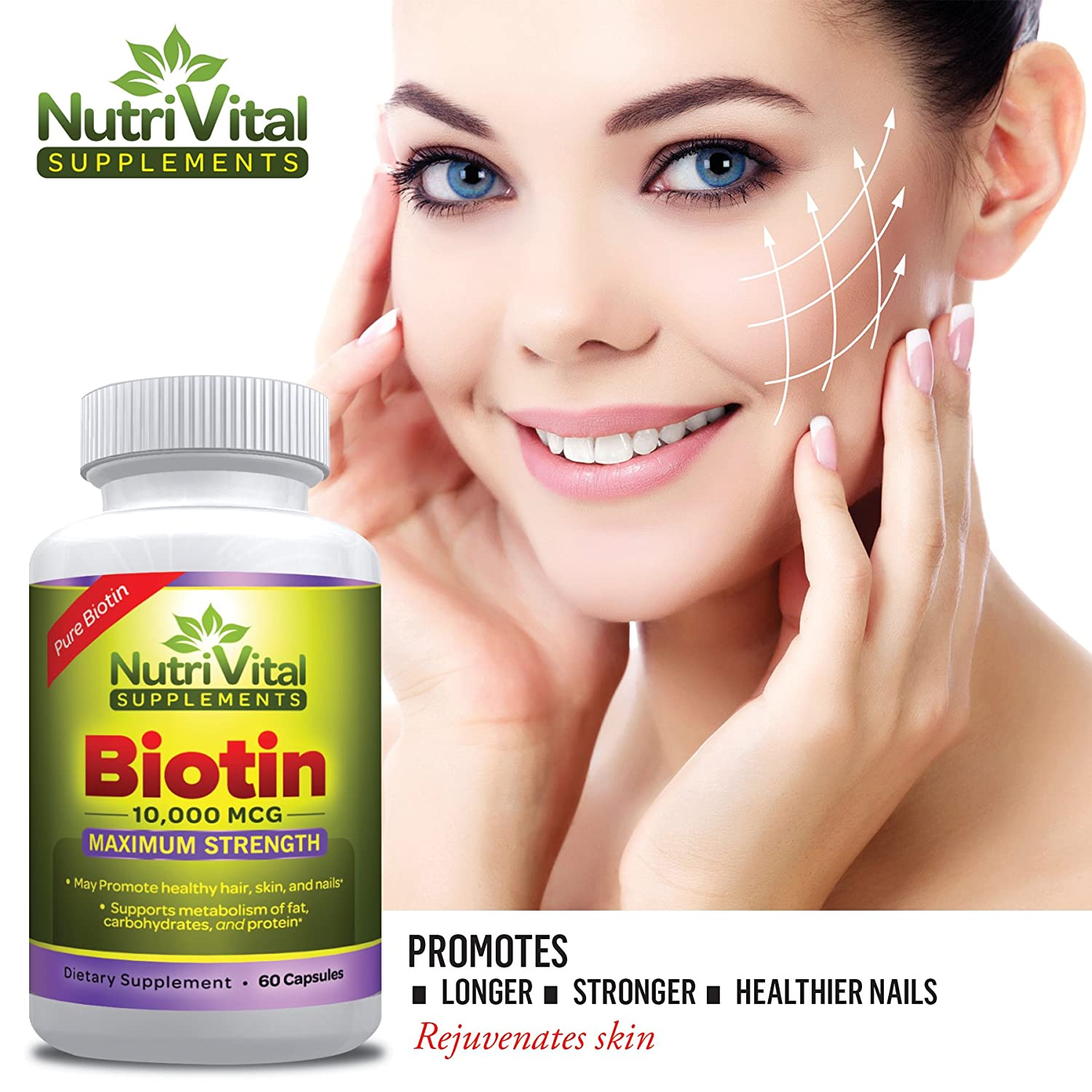 Hope, you biotin deficiency facial fat
