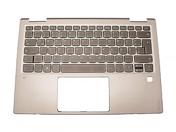 Lenovo Teclado, Alemán (de) Incluye Topcase Yoga 720 - 13ikb ...