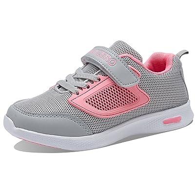 PENGCHENG Kids Running Shoes for Boys Girls Outdoor Mesh Athletic Tennis Sneakers(Toddler/Little Kid/Big Kid)