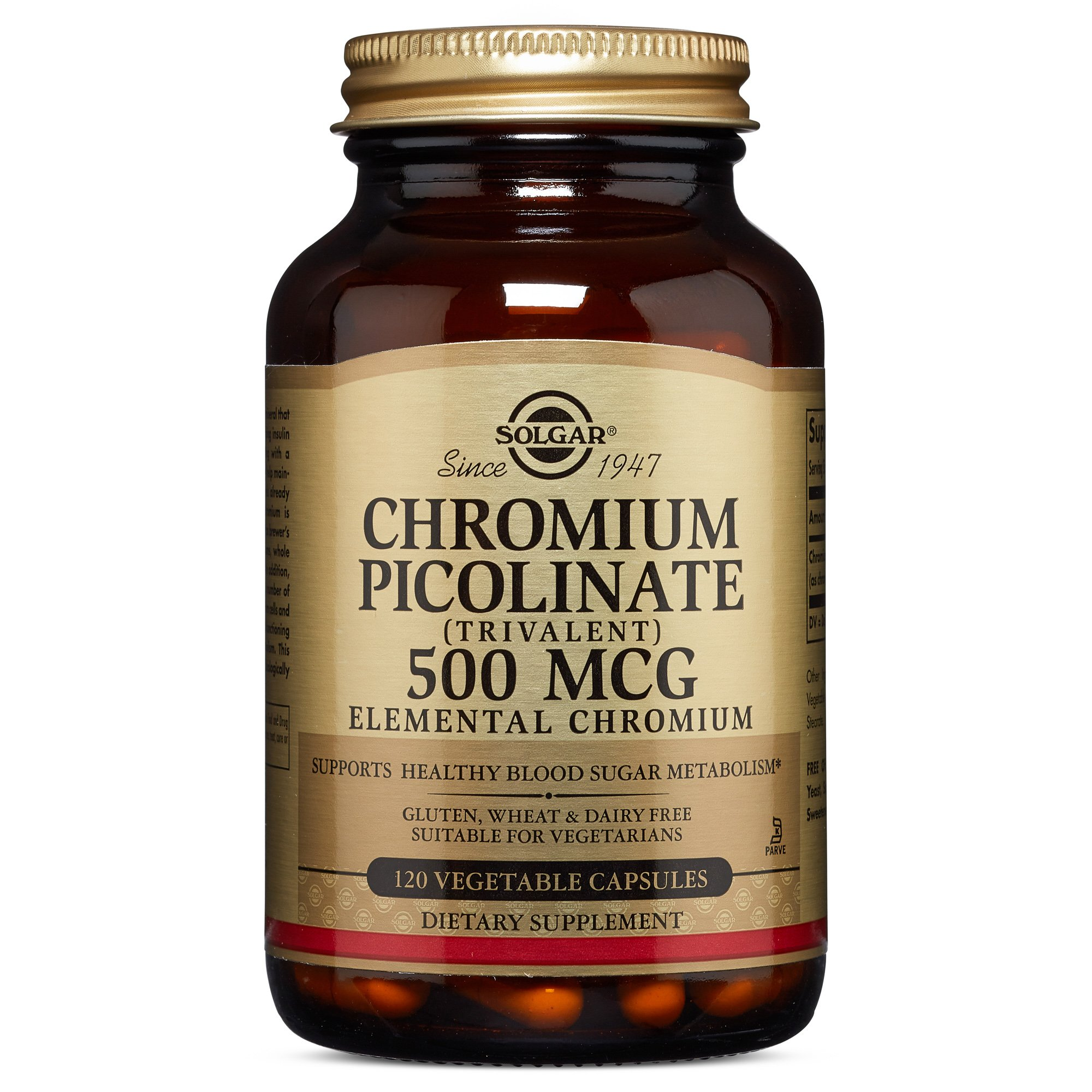 Over The Counter Supplement Chromium