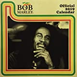bob marley officially licensed 2019 square calendar