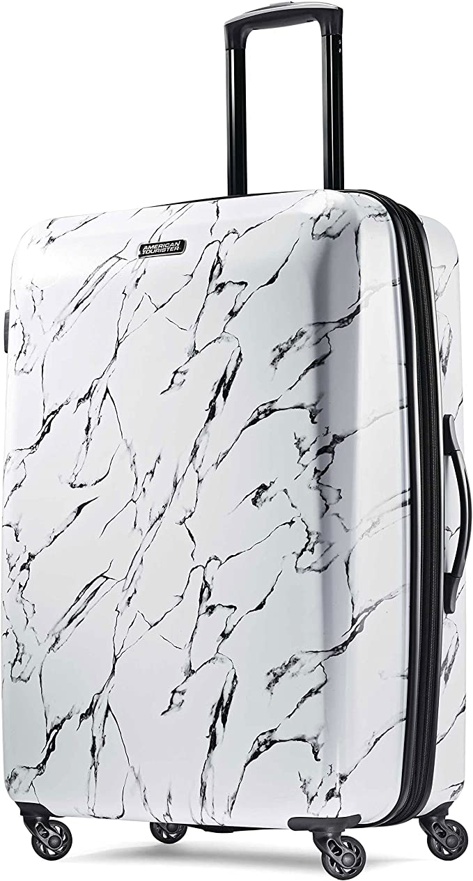 American Tourister Checked-Large, Marble