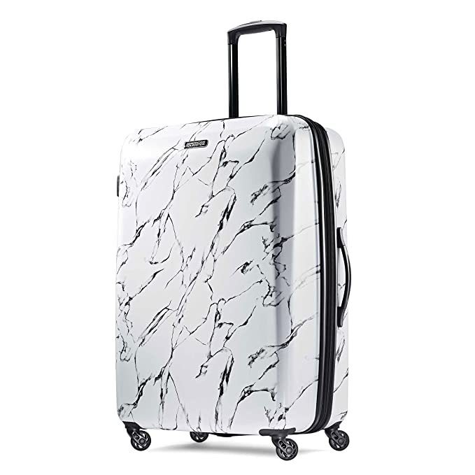 Amazon.com: American Tourister Moonlight - Maleta rígida ...