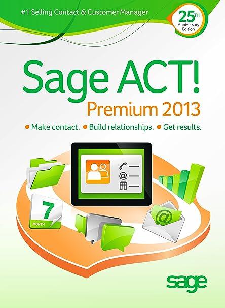 Discount price sage act premium 2011