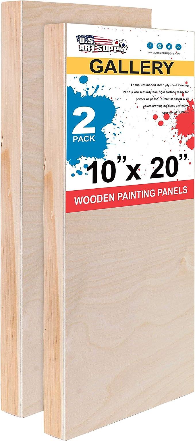 Gift Craft Canvas Print Birch Panel