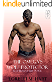 The Omega's Wolf Protector : MM Shifter Mpreg Romance (The Shifters of Distance Book 1)