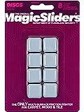 "Magic SLIDERS L P 8024 8 Pack 15/16"" SQslider"
