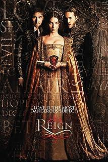 Resultado de imagen de poster reign