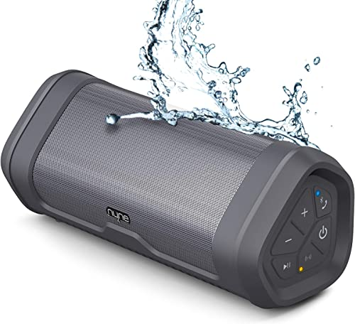 NYNE Boost Portable Bluetooth Speaker