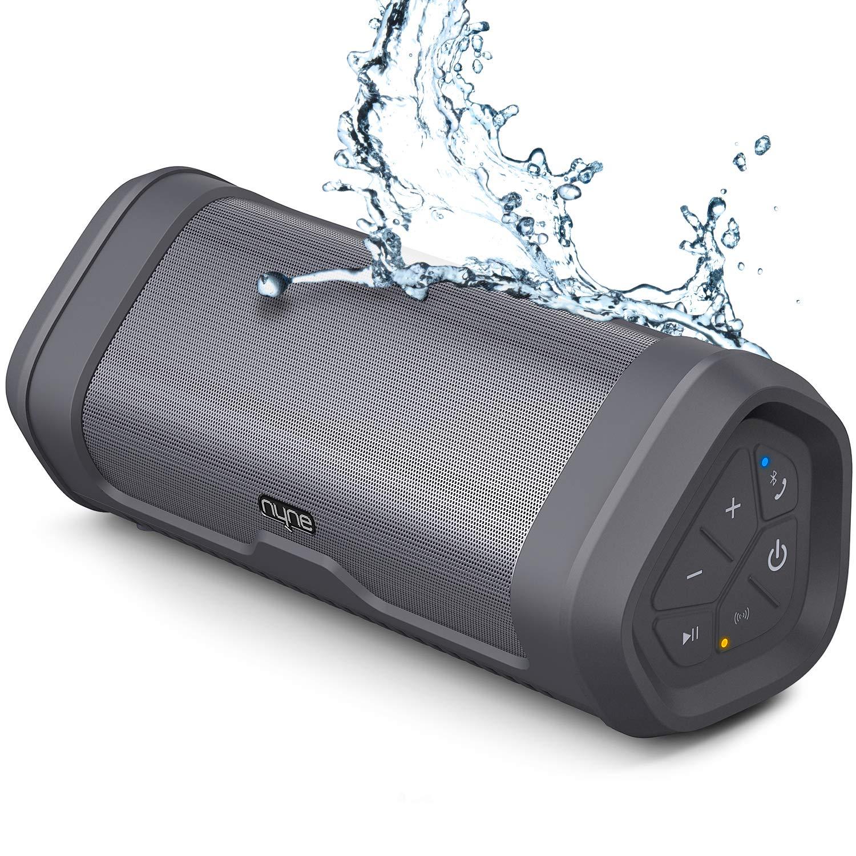 Parlante Bluetooth NYNE Boost Portable con Premium Stereo So