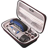LTGEM EVA Hard Case Carrying Storage Bag for Dremel 7300-N/8 MiniMite 4.8-Volt Cordless Two-Speed Rotary Tool