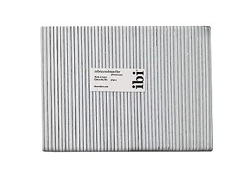 Amazon.com: IBI 80 Premium - Funda de cojín de cebra, grano ...