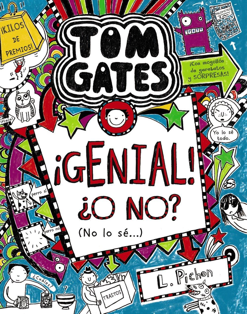 Download Tom Gates Genial o no? (Nol lo sé) (Spanish Edition) PDF