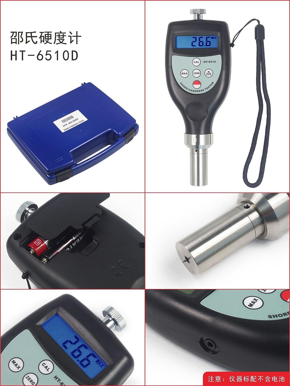 HT-6510D Digital Shore D Durometer Hardness Tester