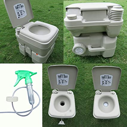Young India Impex Portable Outdoor Camping Picnic Toilet Orthopaedic ...