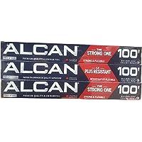 Alcan Aluminum foil, 30.5 cm x 30.48 m, 3 Count