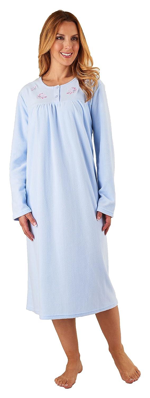 Slenderella -  Camicia da notte  - Donna ND8125