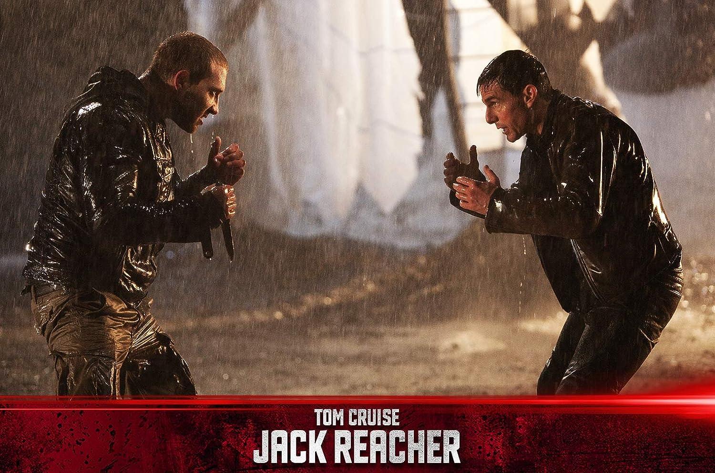 jack reacher fighting scene
