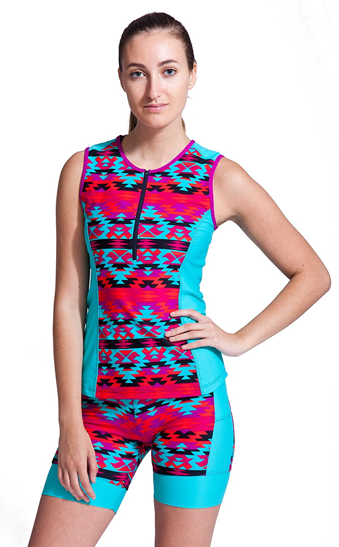 MooMotion Womens Terra Zip Jersey Top: Clothing