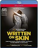 Benjamin: Written On Skin [Katie Mitchell, Martin Crimp, Christopher Purves, Barbara Hannigan] [Blu-ray] [2013] [Region Free]