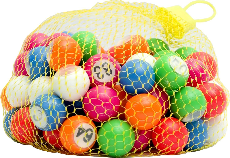 1-90 22mm Bingo Balls For Bingo Cage Thomas & Anca