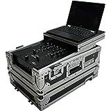 "Harmony HC10MIXLT Flight DJ Laptop Glide 10"" Mixer Custom Case Compatible with Rane 62"