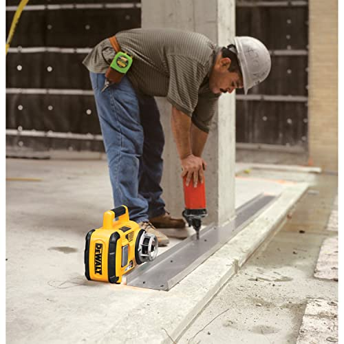 How to calibrate a Dewalt laser level