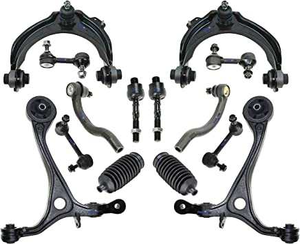 Front Rear Suspension Link Kit For Honda Accord Acura TSX