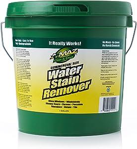 A-MAZ Water stain remover - 1 Gallon