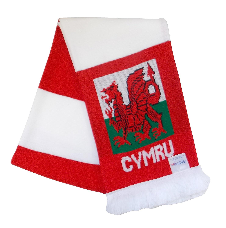 Wales scarf