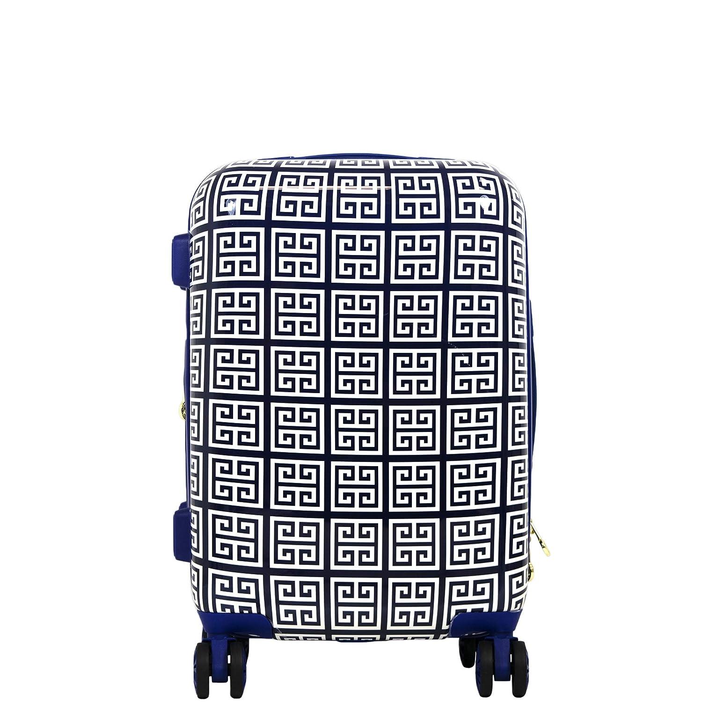 Macbeth Collection Women s Geo Print Luggage Set