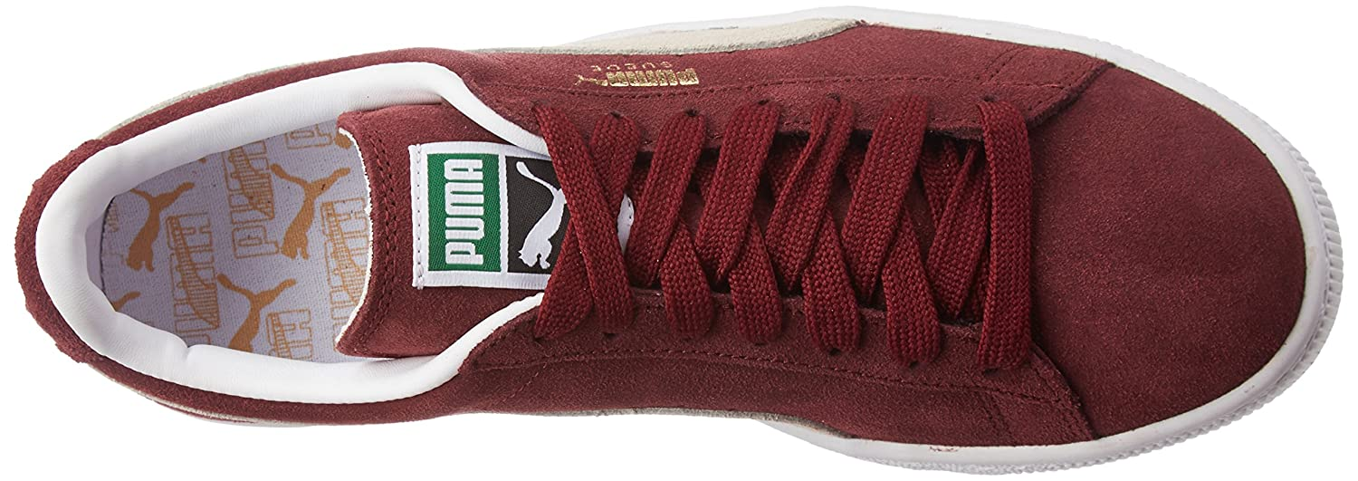 Puma Men's Suede Suede Suede Classic Sneaker B00DY37LLG Fashion Sneakers d4cbab